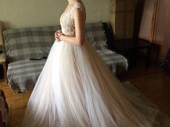 Новое изображение Свадебные платья новое свадебное платье бренда Gabbiano 39978458 в Москве
