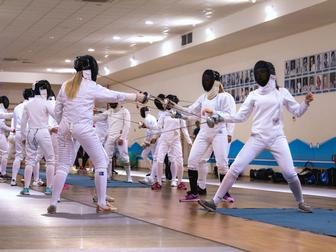 Скачать фото  Обучение фехтованию для детей и взрослых! 41576841 в Москве