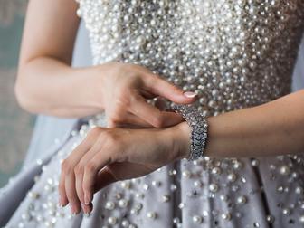 Уникальное фото Свадебные платья Свадебное платье королевы в идеальном состоянии 42302967 в Москве