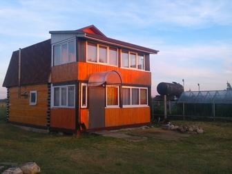 Скачать бесплатно фото  Продаётся участок с фундаментом и домом, 43192466 в Москве