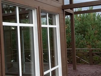 Скачать фото  Продаётся благоустроенный дом с баней 43215043 в Москве