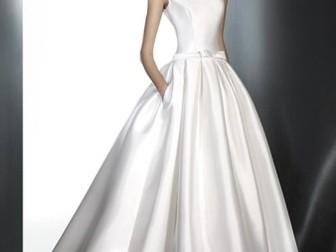 Смотреть фотографию Свадебные платья Pronovias Pravina в идеальном состоянии 48240087 в Москве