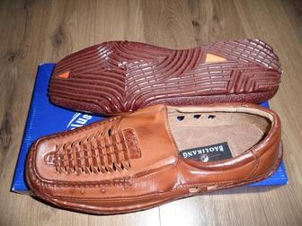 Скачать бесплатно фото Спортивная обувь Мокасины мужские Чехия новые р, 44, Baolikang, Производитель, который работает под брендом Baolikang занимается разработкой и производством обуви для взрослых 67795362 в Москве