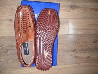 Увидеть фото Спортивная обувь Мокасины мужские Чехия новые р, 44, Baolikang, Производитель, который работает под брендом Baolikang занимается разработкой и производством обуви для взрослых 67795362 в Москве