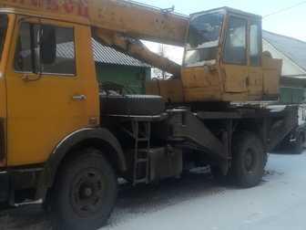 Увидеть фото  Услуги автокрана недорого 74692253 в Брянске