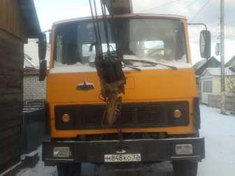 Уникальное foto  Услуги автокрана недорого 74692253 в Брянске