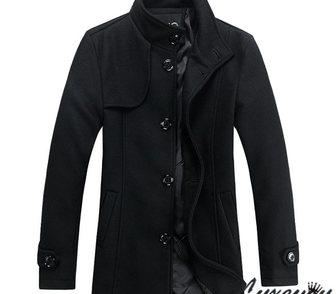 Изображение в Одежда и обувь, аксессуары Мужская одежда Стильное мужское пальто в классическом стиле в Москве 11900