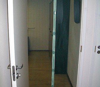 Фото в Мебель и интерьер Шторы, жалюзи Москитная штора сетка на магнитах вешается в Москве 700