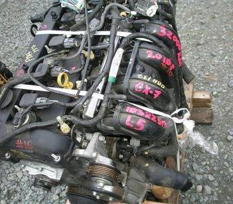 Фотография в   Двигатель для Мазды L5 контрактные без пробега в Москве 555