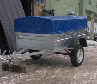 Фото в Авто Прицепы для легковых авто Новый при цеп для легк. автомобиля на рессорной в Москве 30000