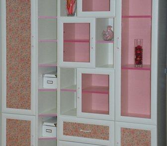 Фотография в Мебель и интерьер Мебель для гостиной Стенка новая 4 предмета.   Размеры:  – высота в Москве 50000
