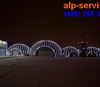 Изображение в   Выполним монтаж светодиодного освещения на в Москве 1300