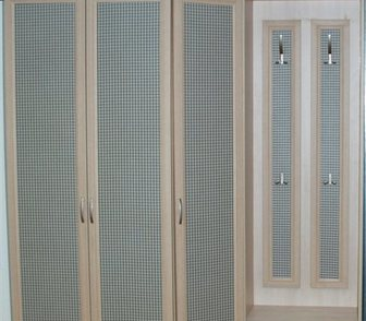 Foto в Мебель и интерьер Мебель для прихожей Прихожая новая.   Размеры: В 250 см x Ш 160 в Москве 48000