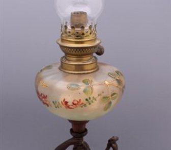Фотография в   Керосиновая лампа,   Европа, начало 20 века, в Москве 35000