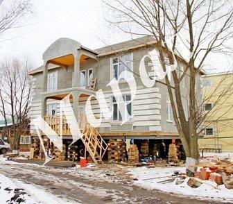 Фото в Строительство и ремонт Другие строительные услуги Компания Марал  Осуществляем подъём фундамента в Москве 0