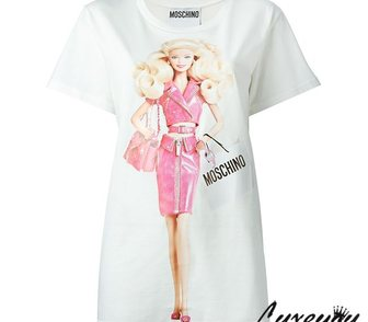 Изображение в Одежда и обувь, аксессуары Женская одежда Классная футболка для девушек с Барби от в Москве 2700