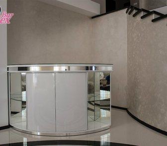 Фото в Мебель и интерьер Офисная мебель Стойка администратора с каркасом из качественного в Москве 47000