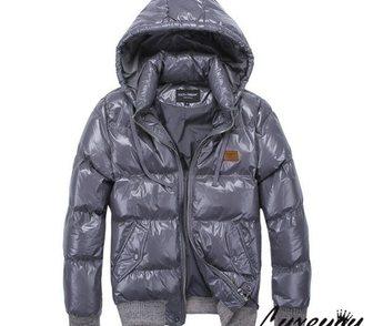 Фото в Одежда и обувь, аксессуары Мужская одежда Великолепная мужская зимняя куртка с капюшоном в Москве 7300