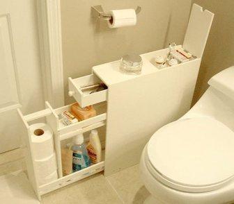 Изображение в   Узкий комод для туалета, позволит вам хранить в Москве 0