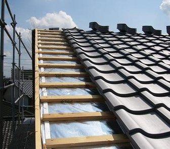 Изображение в   Выполним строительство крыши частного дома: в Энгельсе 0