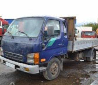 Фотография в Авто Грузовые автомобили HYUNDAI HD 72 бортовой грузовик 2005 г. в. в Москве 450000