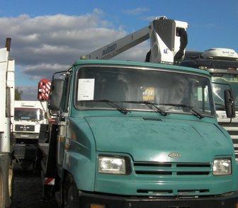 Изображение в Авто Грузовые автомобили Гидроподъемник ЗИЛ 53-8 2012 года выпуска. в Москве 2900000