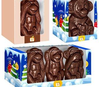 Фотография в   Шоколадная обезьянка - сладкий символ 2016 в Москве 0