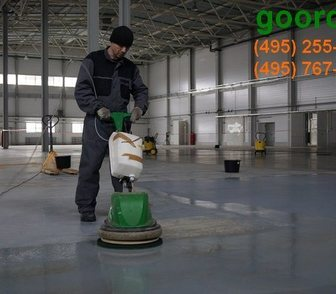 Фото в   Оказываем услуги по уборке производственных в Москве 25