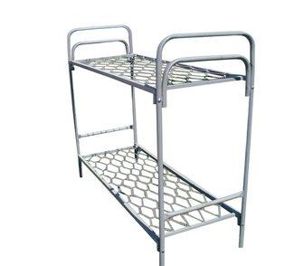 Фото в Мебель и интерьер Мебель для спальни Большой ассортимент кроватей металлических в Ижевске 800