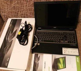 Изображение в   Мощный ноутбук от компании Acer. Сочетает в Москве 0