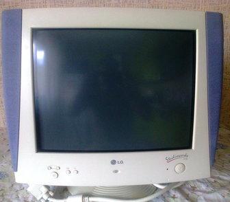 Фотография в   Монитор LG StudioWorks 57M имеет два встроенных в Москве 1500