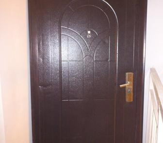 Фото в Строительство и ремонт Строительные материалы Дверь металлическая  Отделка-молотковая эмаль, в Москве 5360
