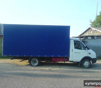Фото в Авто Транспорт, грузоперевозки Заказной автомобиль газ 3302 с тентом по в Москве 12