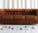 Фото в Мебель и интерьер Мягкая мебель Диван Честерфилд прекрасно впишется и интерьер в Москве 79300