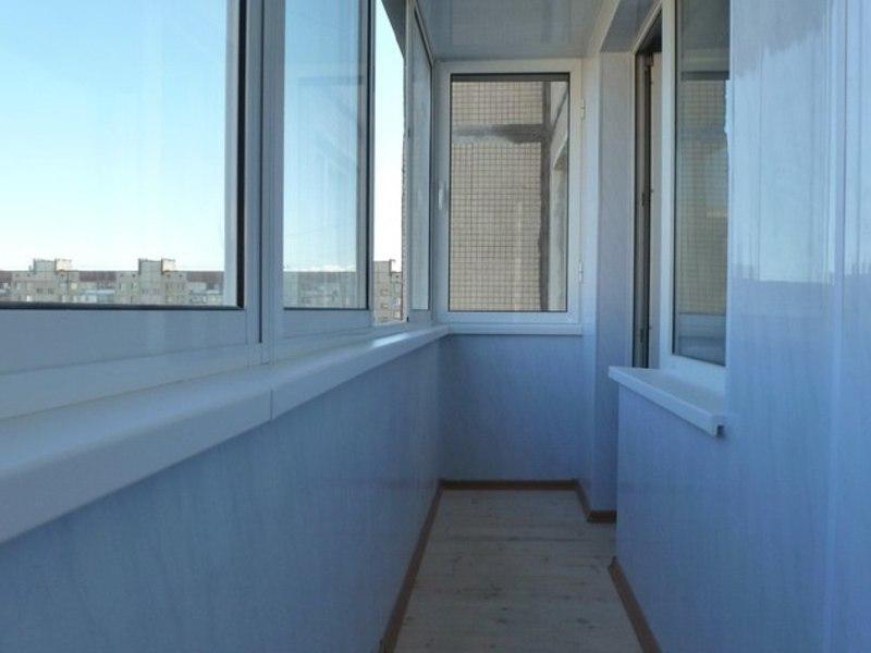 Москва: косметическая отделка балконов и лоджий цена 1000 р..