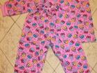Смотреть фотографию Детская одежда Новые тёплые пижамки для девочек 34257740 в Мурманске