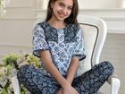 Свежее фотографию Женская одежда Пижамы женские трикотажные 68101534 в Мурманске