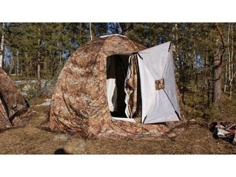 Просмотреть фото Товары для туризма и отдыха Универсальная палатка УП-5 М 30886201 в Мурманске