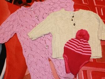 Новое фотографию Детская одежда Одежда б/у в хорошем состоянии для девочки, 62-68 см (2-6 мес) 34257680 в Мурманске