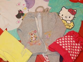 Свежее фотографию Детская одежда Одежда б/у в хорошем состоянии для девочки, Размер: 74-80 см (7-12 мес) 34257701 в Мурманске