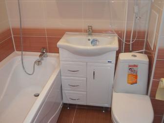 Смотреть foto  Ремонт квартир, ванной комнаты, санузла под ключ 38595891 в Мурманске