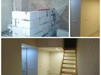 Скачать foto Ремонт, отделка Ремонт квартир, офисов, Любые ремонтно-строительные работы, 39015171 в Мурманске