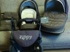 Увидеть фотографию  Продам коляску Zippy Tutis New 2в1 33599690 в Муроме