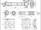 Смотреть foto Разное Болт закладной М22х175 в сборе, новый и с/г, ГОСТ 16017-79 на складе 39612558 в Муроме