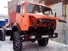 Свежее foto Грузовые автомобили Вездеход КАМАЗ 4326 2007 г привод 4*4 52912133 в Набережных Челнах