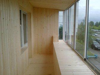 Обшивка балконов под ключ, набережные Челны, от 2015-01-30 1.