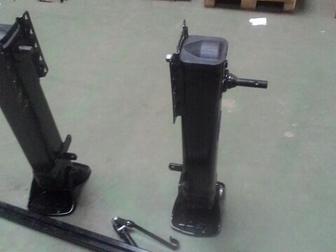 Свежее foto  Опорные устройства JOST в сборе для полуприцепа высота 700 мм 39623255 в Ижевске