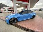 BMW M3 3.0AMT, 2014, 80000км