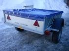 Фотография в Авто Прицепы для легковых авто Прицеп, к легковым автомобилям, для перевозки в Нефтекамске 30000