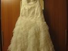 Скачать фотографию Свадебные платья Красивое свадебное платье цвета шампань 34101594 в Нефтекамске